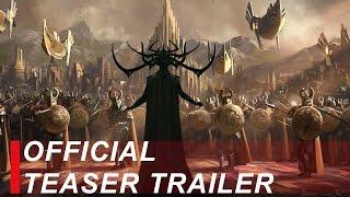 Thor: Ragnarok | Official Teaser Trailer #1 | English