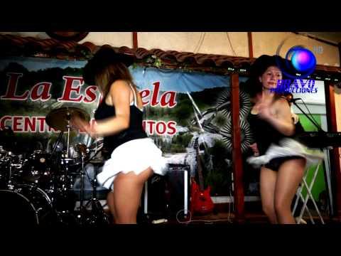 VIDEO OFICIAL LOS CUMBIEROS Y SUS BAILARINAS EN VIVO LA ESPUELA