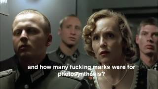 Hitler Reacts to Edexcel biology 2017