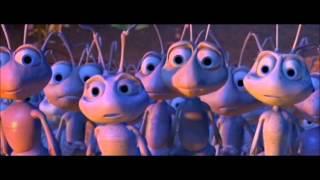 A bugs life best scene