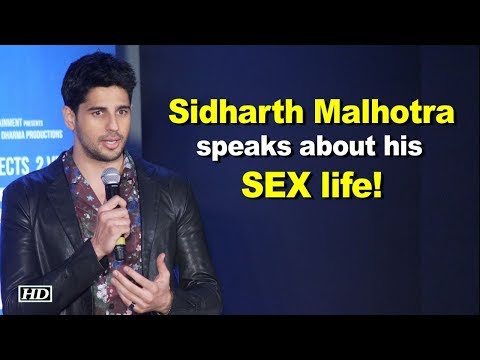 Xxx Mp4 Sidharth Malhotra Speaks About His SEX Life 3gp Sex