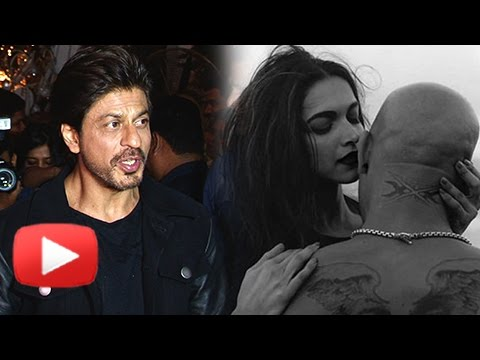 Xxx Mp4 Shah Rukh Khan REACTS To Deepika Padukone Vin Diesel Promoting XXx Return Of Xander Cage In India 3gp Sex