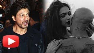 Shah Rukh Khan REACTS To Deepika Padukone Vin Diesel Promoting xXx Return Of Xander Cage In India
