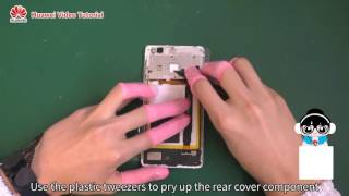 Huawei P9 Lite Disassembly tutorial