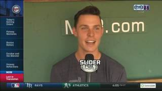 Lost in translation: Baseball-themed German lesson from Minnesota Twins' Max Kepler