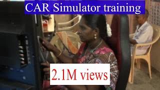 Thangam driving school (simulator training) HEAVY