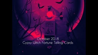 AQUARIUS Ladies & Gentleman|Gypsy Witch Fortune for October 1-15, 2018