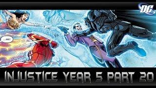 โลกที่แตกต่าง[Injustice Year5 Part20]comic world daily