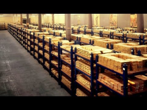 Top 10 Countries With The LARGEST Gold Reserves