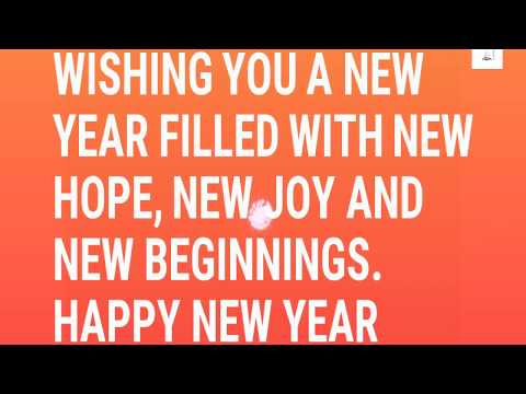 Xxx Mp4 HAPPY NEW YEAR हैप्पी नई ईयर Happy New Year 2018 Blessings 3gp Sex