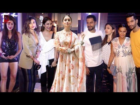 Xxx Mp4 Alia Bhatt Neha Dhupia Soha Ali Khan Athiya Shetty Many More Celebs Arrives At BASTIAN 3gp Sex
