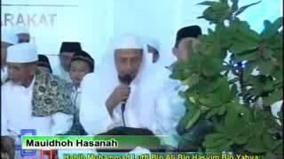 Habib Lutfhi bin yahya-Arti bendera merah putih