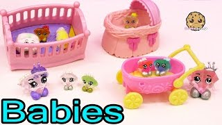 Do It Yourself Baby Gemma Stone Inspired Shopkins Babies with Paint & Clay DIY Video