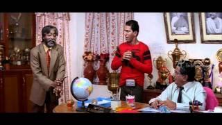Malayalam Movie | Kochi Rajavu Malayalam Movie | Harishree Visits | Principal in Disguise
