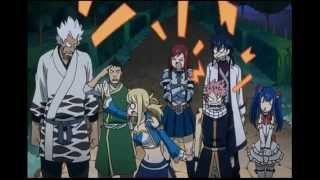 That one moment you can't forget in Fairy Tail ep.125
