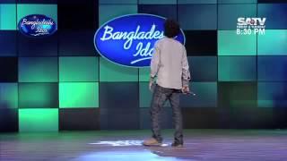 Bangladeshi Idol Theatre Round    A cappella