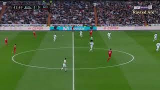 Achraf Hakimi vs Sevilla (H) (17/18)  (أشرف حكيمي)