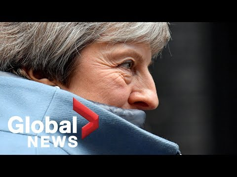 Xxx Mp4 Britain's Theresa May Presents Plan B After Brexit Defeat 3gp Sex