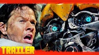Transformers 5: El último caballero (2017) Primer Tráiler Oficial Español Latino