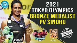Indian Badminton Player PV Sindhu Exclusive Interview  || Talking Sports With iDream