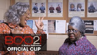 "Boo 2! A Madea Halloween (2017 Movie) Official Clip ""Wanted"" – Tyler Perry"