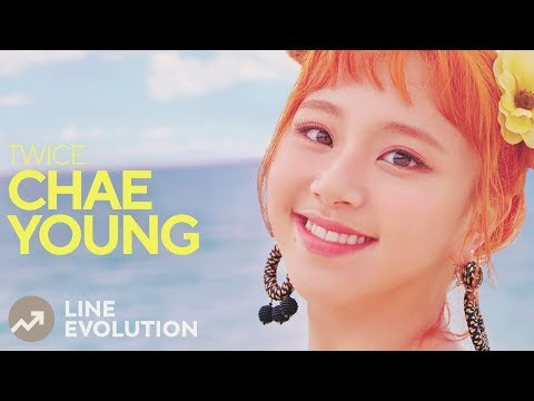 TWICE - CHAEYOUNG (Line Evolution) • JUL2018