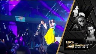 Isyana Sarasvati ft Boy William - Medley | TV Program Of The Year | NET 3.0