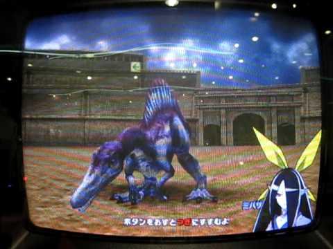 恐竜キング-Dラボグランプリ-2回戦第1試合!