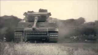 Tigers - Germanys heavy armor