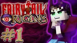 A DEVIL RETURNS!!! Minecraft: Fairy Tail Origins (Semi-Roleplay) - Episode 1