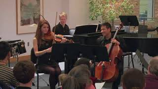 Olin Wired Ensemble - Excerpts, 2013 - 17