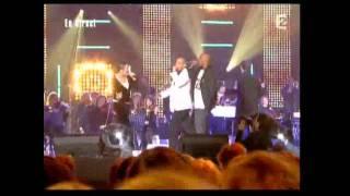 Disiz La Peste feat Soprano et Diam's - Jeune De Banlieue Live Victoires De La Musique 2006 HD