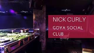 Nick Curly - Live @Vicious Live (Goya Social Club,Madrid) 23.08.2017