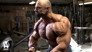 Aftermath with Wrath: Chest Training with Frank McGrath