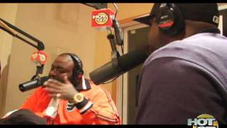 Funkmaster Flex Show: Rick Ross 3 9 09 Part 2
