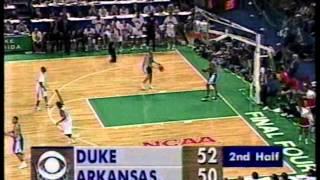 1994 National Championship (Arkansas vs. Duke)