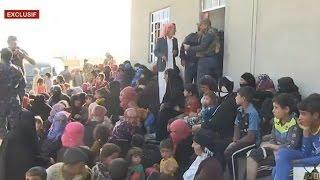 EXCLUSIF - Dans un village près de Mossoul :