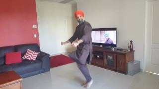 Aman Singh Bhangra