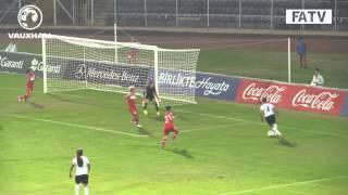Turkey vs England Women 0-4, World Cup qualifier