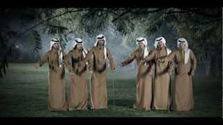 فرقة دبا الحربية - كامل الزين (فيديو كليب)   قناة نجوم