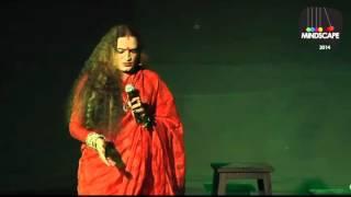 Laxmi Tripathi @ Mindscape 2014