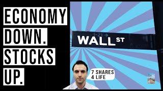 Global Economic Collapse as Tech Stocks Skyrocket? Gary Shilling Sees 1930s Level DROP!