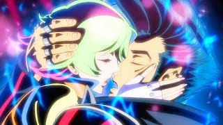 Top 10 Anime Kisses