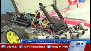 2 Days dice textile innovation exhibition in National Textile University Faisalabad