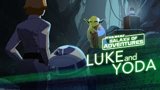 Yoda - The Jedi Master | Star Wars Galaxy Of Adventures
