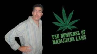 Adam Carolla on the nonsense illegal marijuana