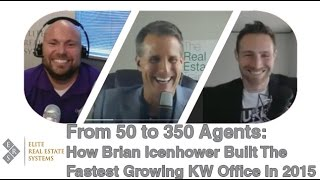 Real Estate Agent Recruiting: From 50 to 350 Agents