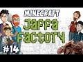 Jaffa Factory 14 - Work Experience