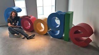 Así son las oficinas de Google! | ¿El MEJOR lugar de trabajo?