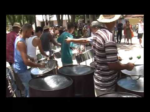 Hotel California STEEL BAND CUBA